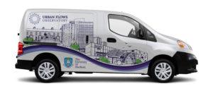 Urban Flows Observatory Van