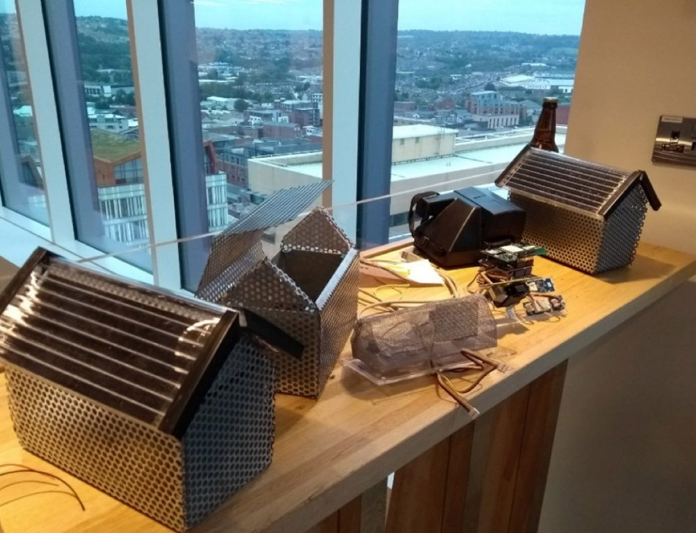 Sensing Sheffield – The Urban Flows Sensor Build Competition