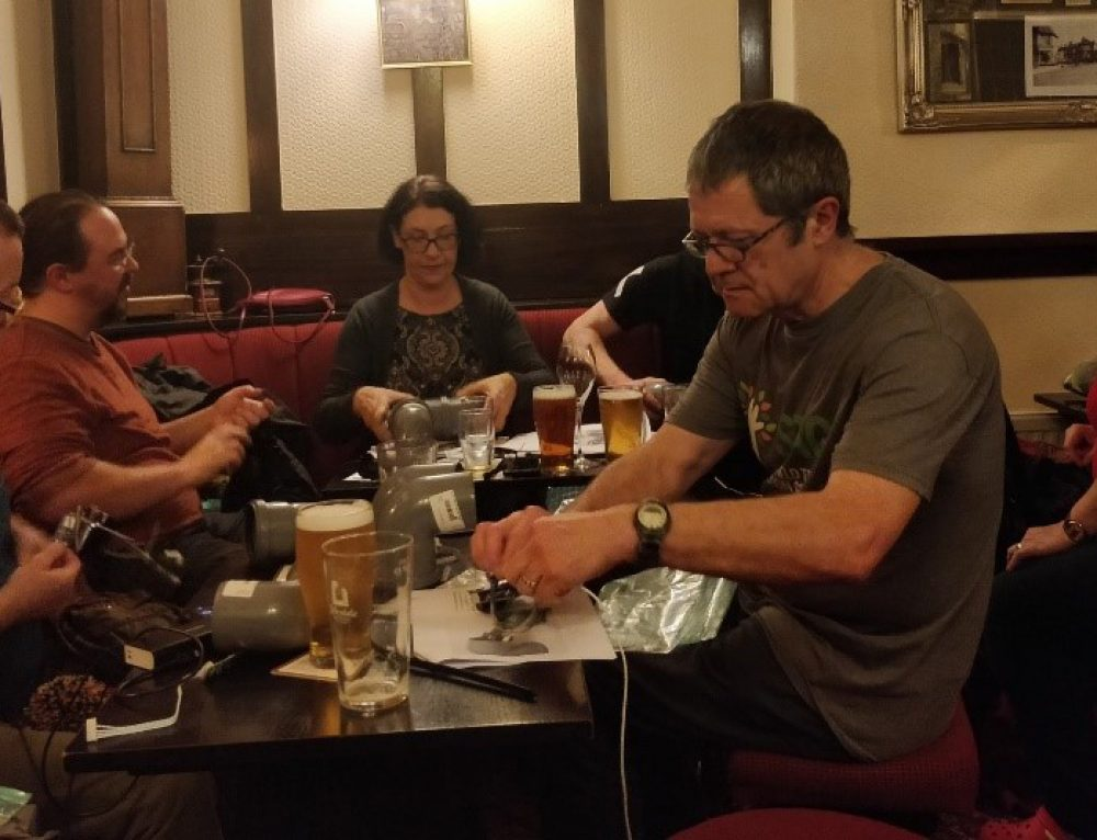 The Skint Researcher's Blog: Low Cost 'Volunteer Sensors' in Sheffield