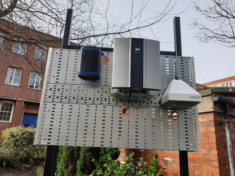Air Pollution and the Air Quality Sensor Farm - Urban Flows ...