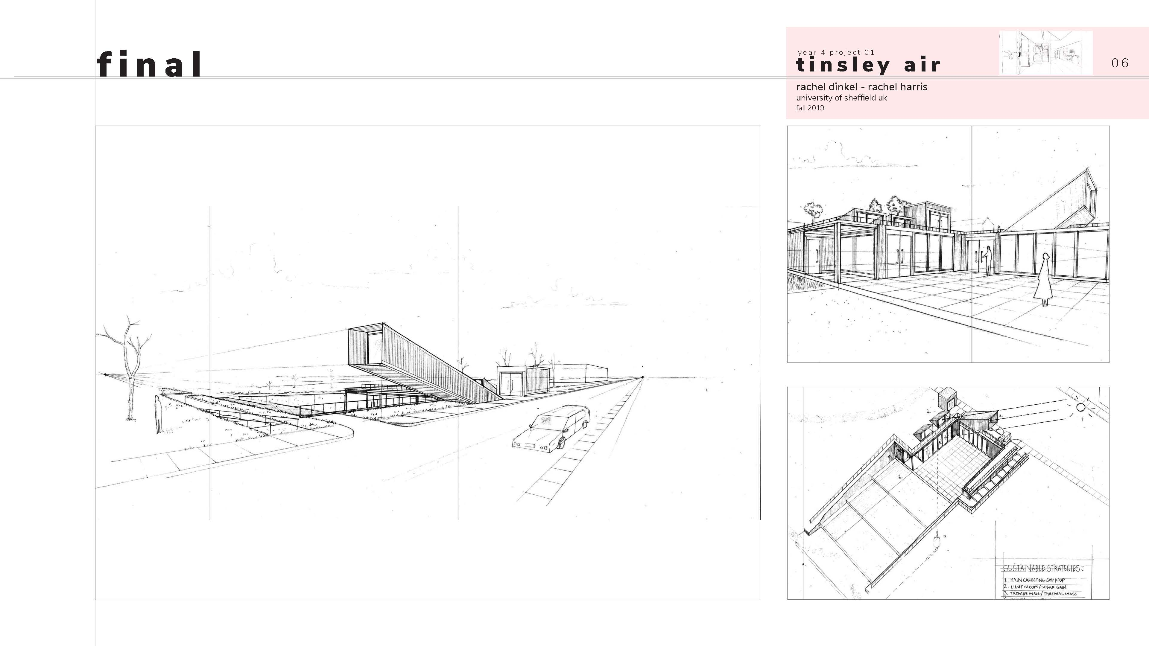 Concept Drawing – Rachel Dinkel and Ethan Page
