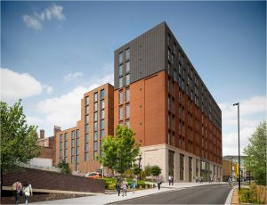 Crown House - Sheffield, RG Group 2016