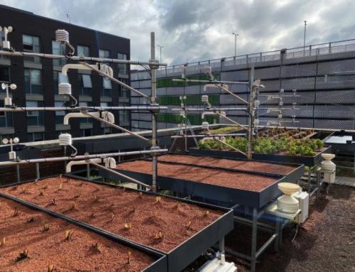 Monitoring Green Roofs to Estimate Evapotranspiration